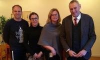 """Samarbete mellan skolor från Sverige och Sri Lanka i pedagogik och """"hållbart sätt att leva"""""""