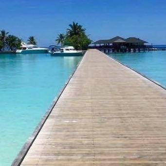 Maldiverna kombinerat med Sri Lanka