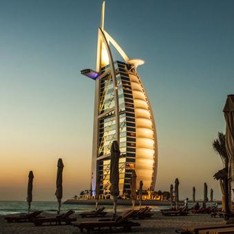 Resa till Dubai & Oman