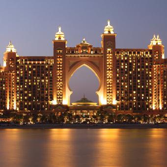 Företagsresa till Dubai