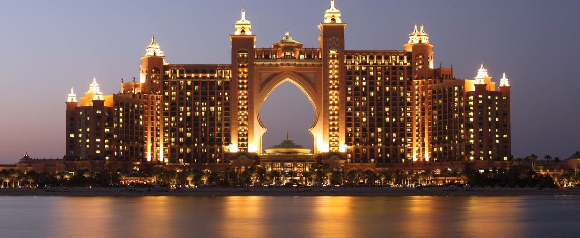 Företagsresa dubai - Hotell Atlantis