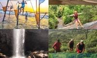 Aktiv Naturresa i grupp